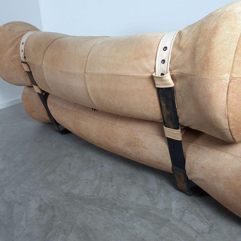 Brazilian Fardos Sofa by Ricardo Fasanello For Sale