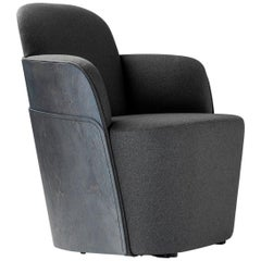 Färg & Blanche Contemporary Upholstered Little Couture Armchair for BD Barcelona