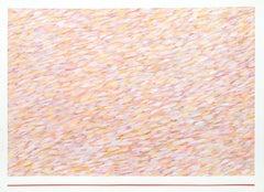 """""""Variation on a Red Line III"""", Farid Haddad, 1976"""