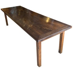 Farm Table, Chestnut