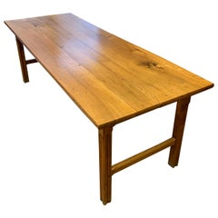 Farmhouse Table Elm
