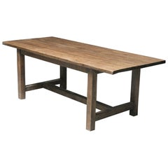 Farm Table in Reclaimed Pine, Made by Petersen Antiques