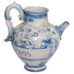 Farmacia Ceramic Water Jar by Manetti e Masini