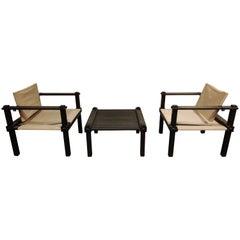 Farmer Chairs by Gerd Lange for Bofinger, 1960s