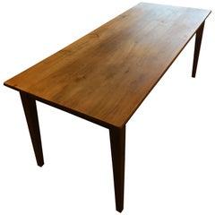 Farmhouse Table Cherrywood