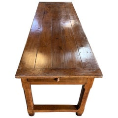 Farm  Table, Cherrywood