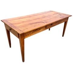 Farmhouse Table in Cherrywood