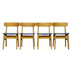 Farstrup Chairs Retro Vintage Teak Classic
