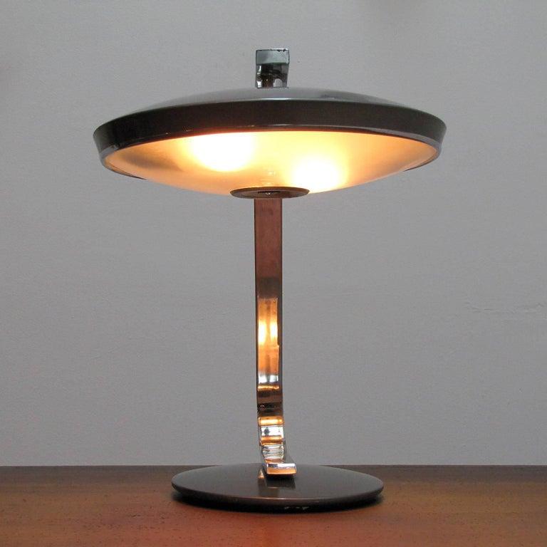 Fase Madrid Desk Lamp, 1964 For Sale 2