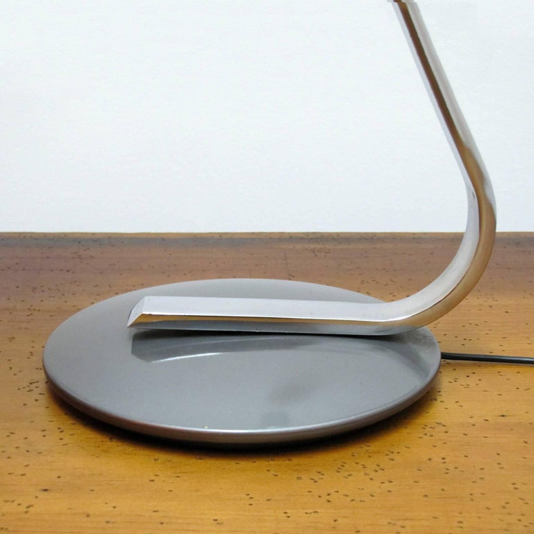 Fase Madrid Desk Lamp, 1964 In Good Condition For Sale In Los Angeles, CA