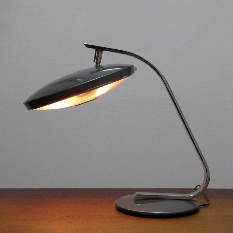 Fase Madrid Desk Lamp, 1964 For Sale 1