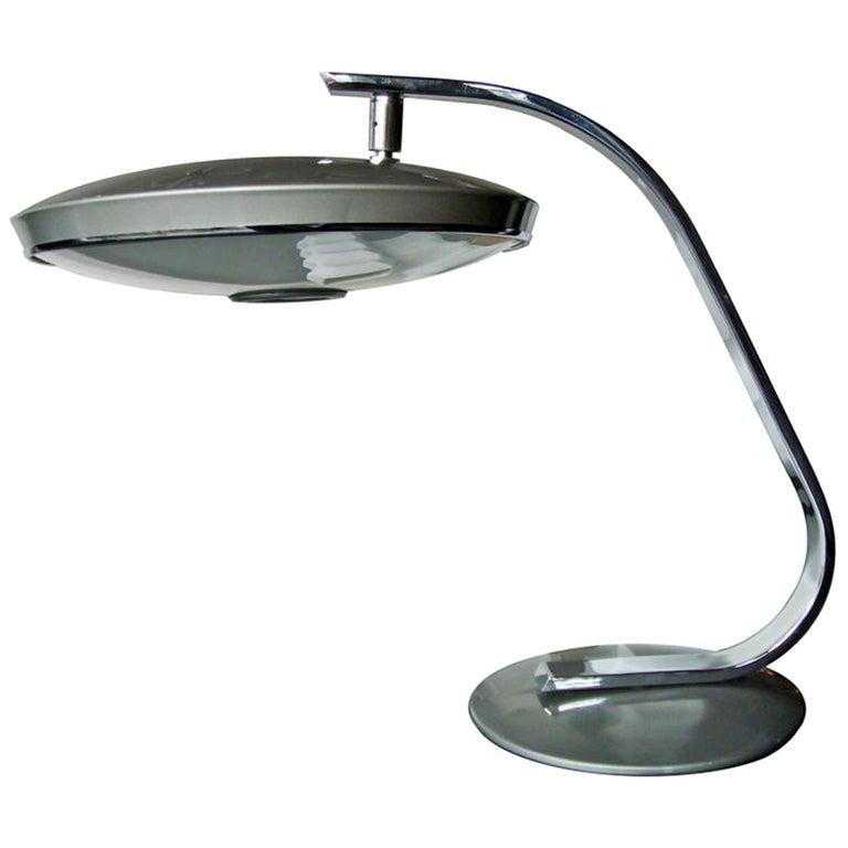 Fase Madrid Desk Lamp, 1964 For Sale