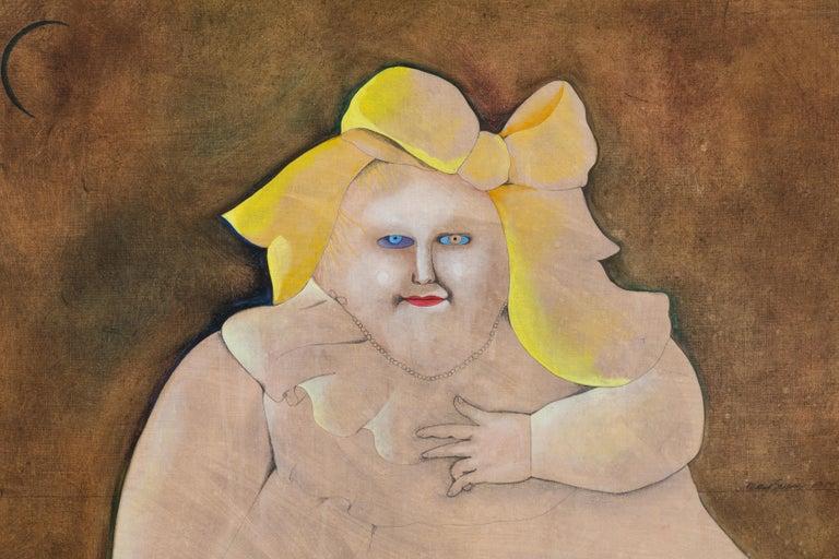 A unique painting