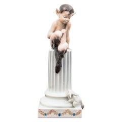 Faun Figurine from Royal Copenhagen, 1966
