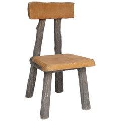 Faux Bois Chair