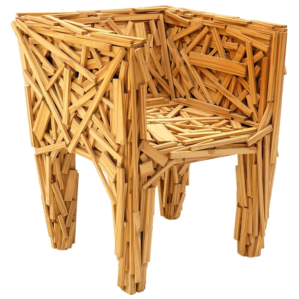 Favela Chair by Fernando and Humberto Campana, Brazil or Italy, 2003, Excellent