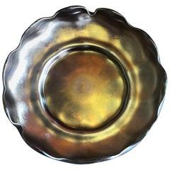 Favrille Glass Iridescent Bowl by Tiffany Studios