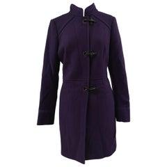 Fay purple coat