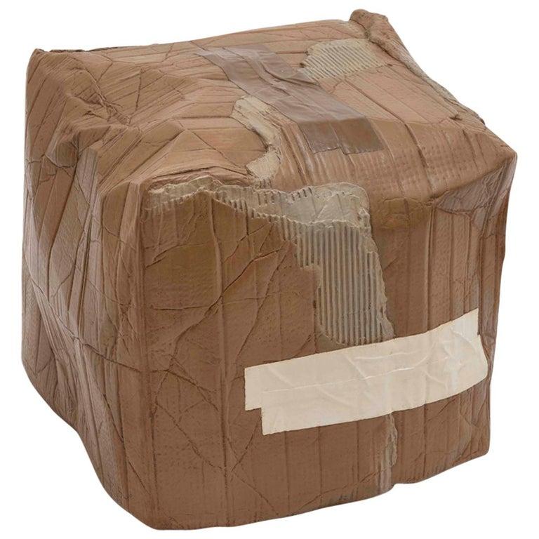 Maquette 166 / Box stool, 2020