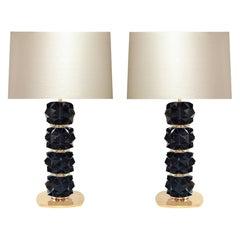 FDG I Rock Crystal Lamps by Phoenix