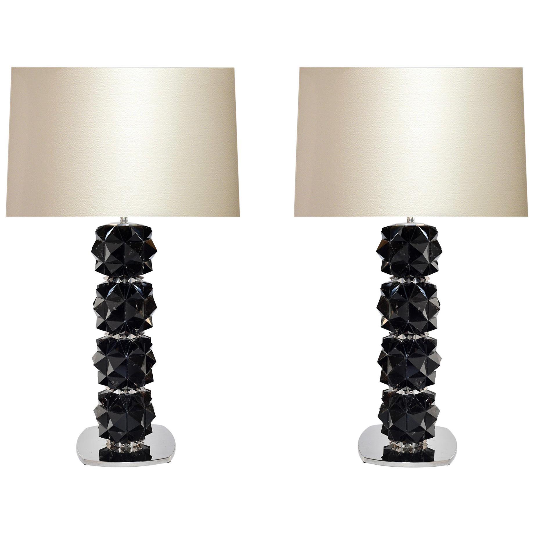 FDN I Rock Crystal Lamps by Phoenix