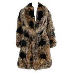 Feather's coat Chantal Thomass