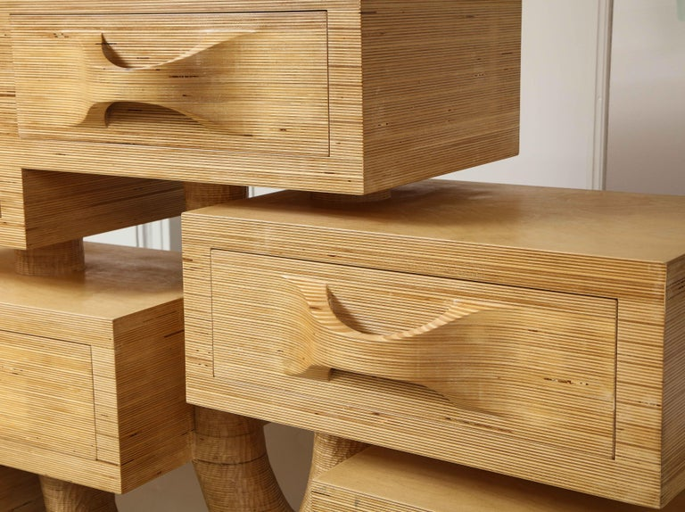 Italian Fedele Papagni Chest of Drawers For Sale