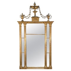 Federal New York Pier Mirror, Late 18th Century
