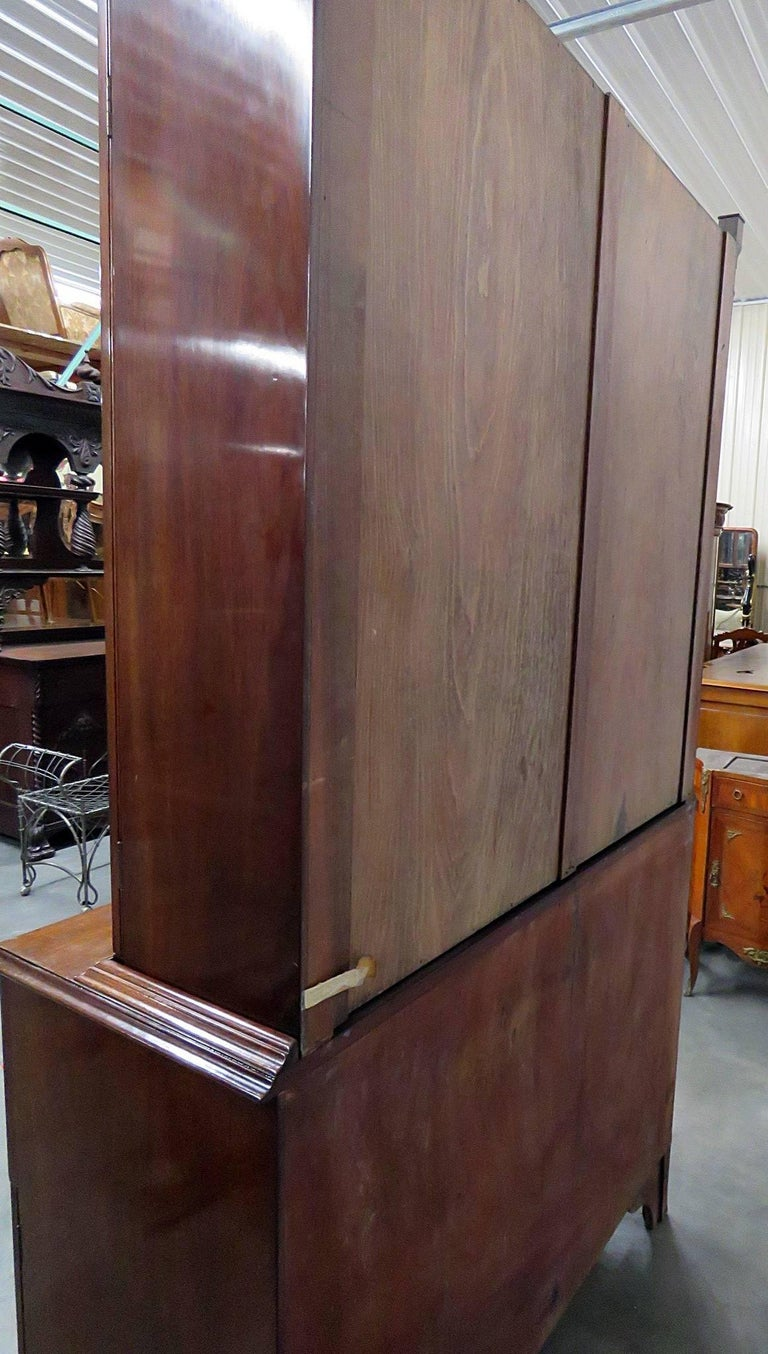 Federal Style China Cabinet 2