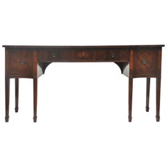 Federal Style Sideboard Buffet