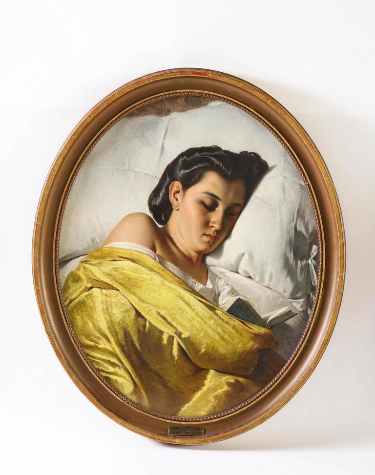 Federico Maldarelli (Italian, 1826-1893) An Exceptional Pair of Oil Paintings