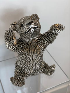 Silver Cub, Arms Up