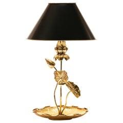 Feldman Lighting Lotus Lamp, circa 1960