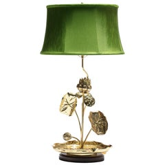 Feldman Lotus Flower Lamp, circa 1960
