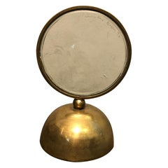 Feliciano Béjar Brass Magiscope Sculpture