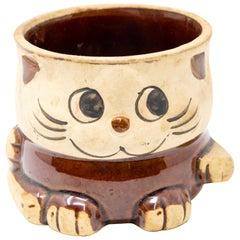Feline Stoneware Mug