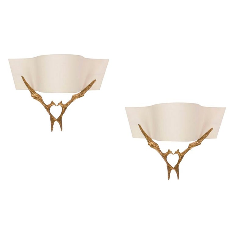 Felix Agostini Wall Sconces For Sale