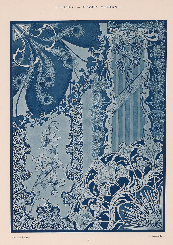 Jugendstil Prints and Multiples