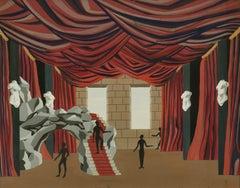Maquette de Théâtre