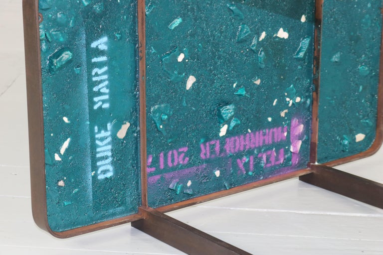 Felix Muhrhofer Contemporary Terrazzo Table Duke Maria For Sale 5