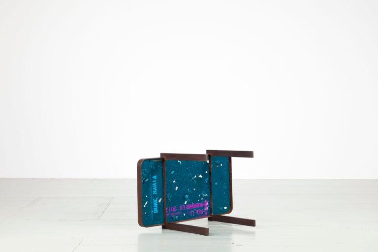 Austrian Felix Muhrhofer Contemporary Terrazzo Table Duke Maria For Sale