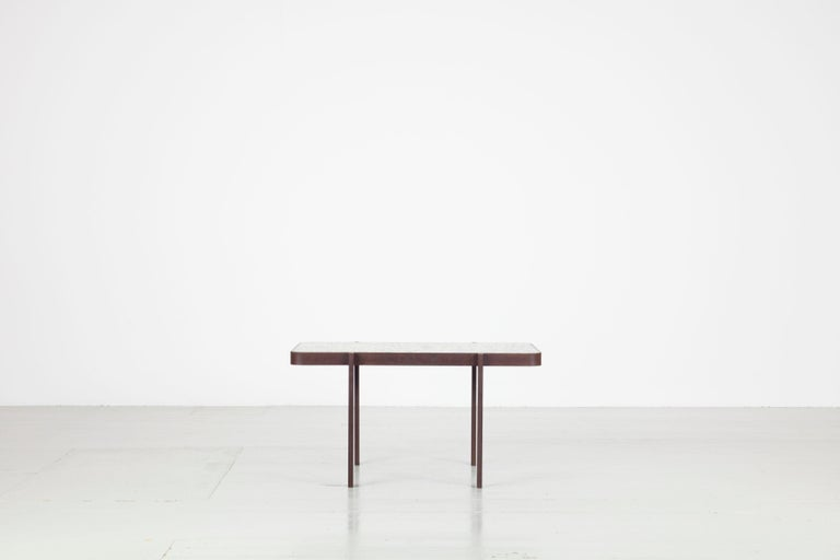 Felix Muhrhofer Contemporary Terrazzo Table Duke Maria In New Condition For Sale In Wolfurt, AT