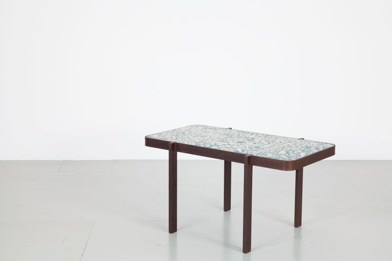 Felix Muhrhofer Contemporary Terrazzo Table Duke Maria For Sale 2
