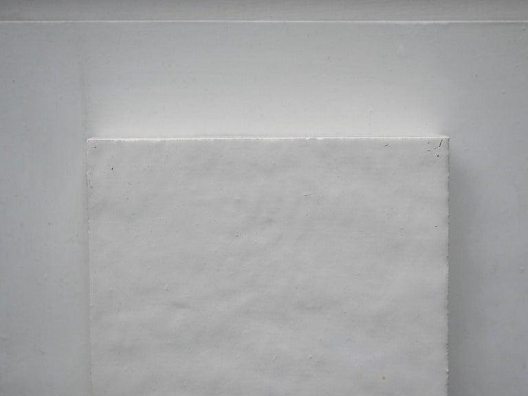 "German Felix Schlenker ""Quadrat-Collage"", 1983 For Sale"