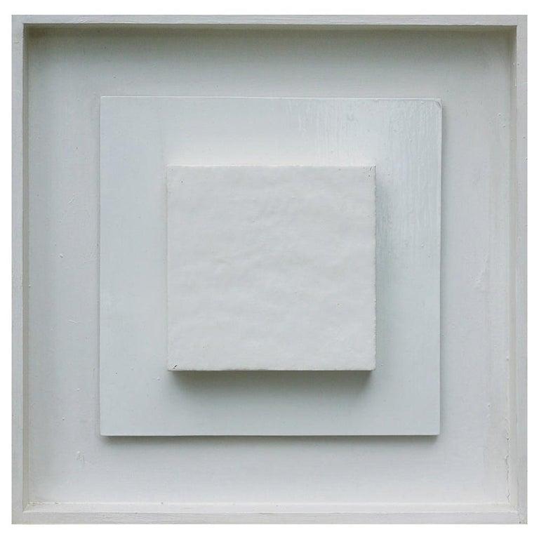 """Felix Schlenker """"Quadrat-Collage"""", 1983 For Sale"""