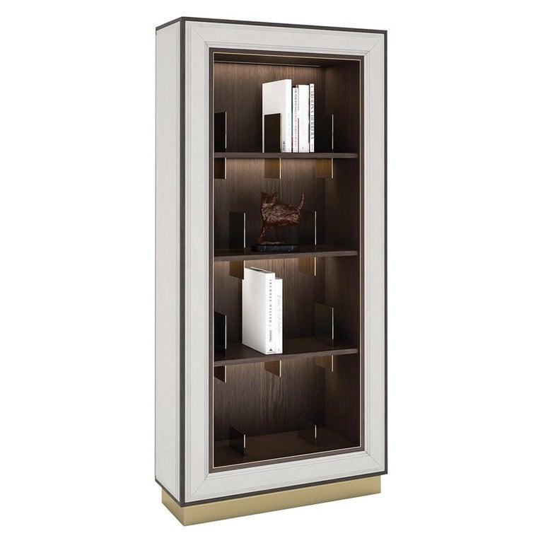 Feliz Bookcase by Giannella Ventura For Sale