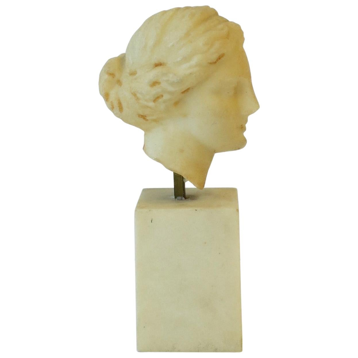 Female Bust Sculpture, Small