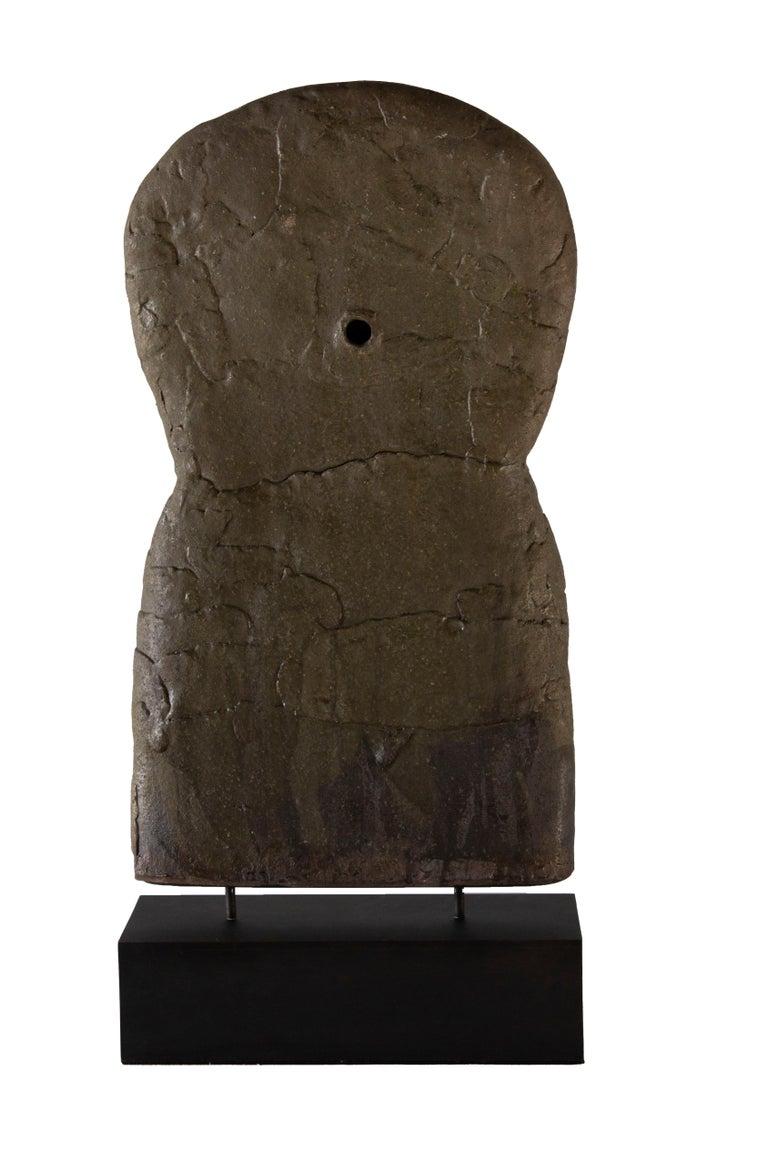 20th Century Female Torso by John Tuska on Stand