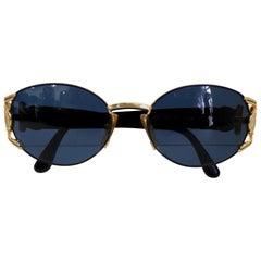 Fendi 1990s Monogram Sunglasses