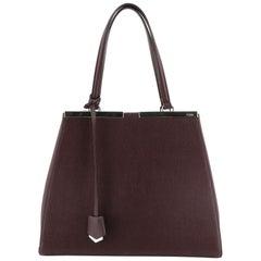 Fendi 3Jours Bag Leather Large